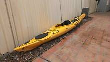 13 Foot-Edge 13 Riot Kayak-Single seat-Paddle Included Corlette Port Stephens Area Preview