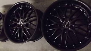 18 INCH RIMS FOR SALE Seaforth Mackay Surrounds Preview
