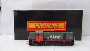 Powerline Model Train - T Class T364 - High Cab - NEW COND!! - Dandenong Greater Dandenong Preview