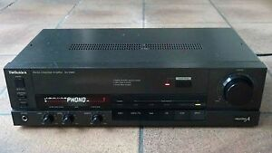 ★ TECHNICS 200 Watt Amplifier (with PHONO Input) Robina Gold Coast South Preview