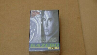GAZEBO REMIXES 2002 KOREA 2 CASSETTES TAPE SET SSK MAPE-0002 SEALED!