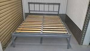Double Size Metal Bed, very good condition Bridgeman Downs Brisbane North East Preview