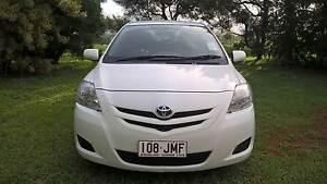2006 Toyota Yaris Sedan Gordonvale Cairns City Preview