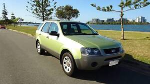 2004 Ford Territory. Hail Damaged. Going Cheap. Paradise Point Gold Coast North Preview