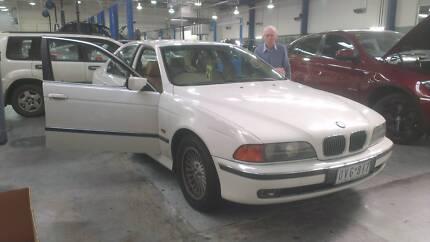 1998 BMW 5 Sedan