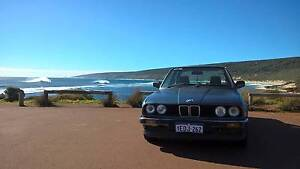 1986 BMW E30 1.8L Sedan Dunsborough Busselton Area Preview