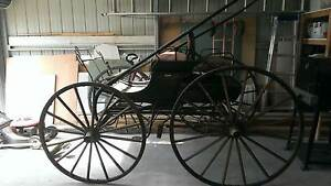 Horse Drawn Buggy / Carriage Bairnsdale East Gippsland Preview