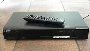 ★ SONY DVD Recorder + 320GB HDD + Digital Tuner Robina Gold Coast South Preview