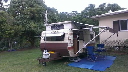 Jayco 15ft POP TOP caravan with extras Springfield Lakes Ipswich City Preview