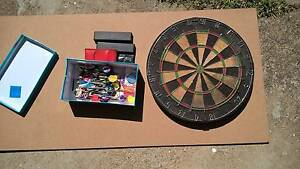 Dart board and quality darts Geebung Brisbane North East Preview