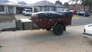 Nov 2013 Fitzroy off road Camper Trailer By Follow Me Campers. Byford Serpentine Area Preview