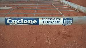 Fencing - x1 of Field Access Gate 1.0M (3ft) Cyclone. Derby West Kimberley Preview
