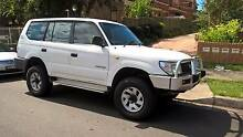 1998 Toyota LandCruiser MANUAL ( 4 x 4 ) 10 MONTHS REGO Sydney City Inner Sydney Preview
