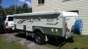 2010 Jayco Penguin Outback Armstrong Beach Mackay Surrounds Preview