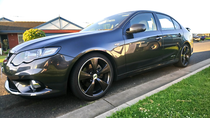 2010 FG Xr6 Turbo 135,000km immaculate