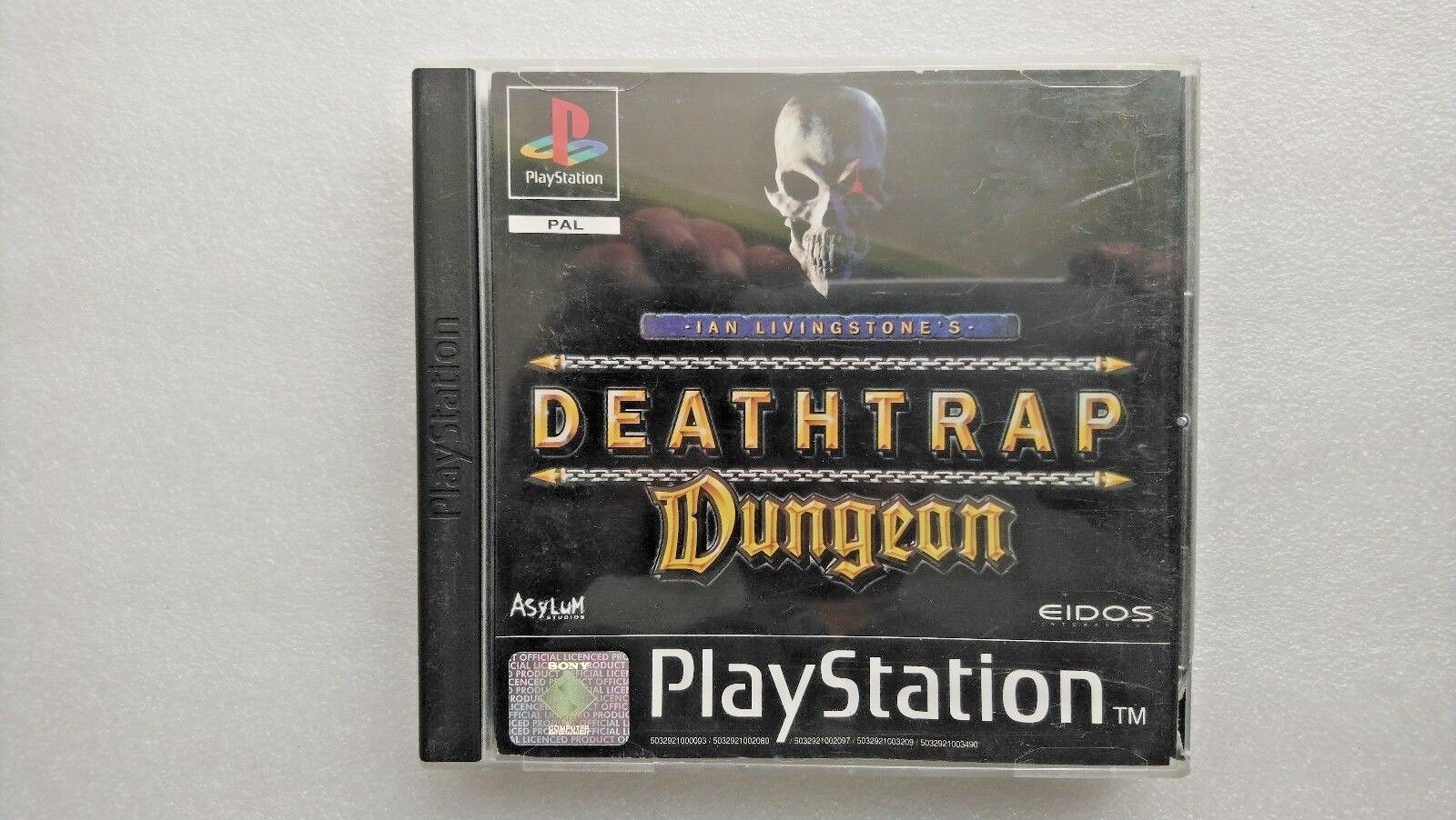 Deathtrap Dungeon (Sony PlayStation 1, 1998)