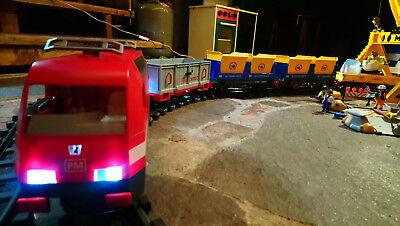Playmobil Eisenbahn Tür Rechts für 4011 ICE Lok