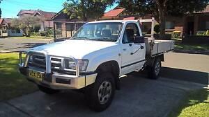 1998 Toyota Hilux 4x4 Lane Cove Lane Cove Area Preview