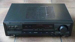★ TECHNICS 280 Watt Surround Sound Receiver Robina Gold Coast South Preview