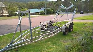 Yacht Trailer Rathmines Lake Macquarie Area Preview