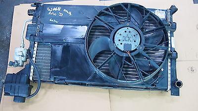 Mercedes W168 A140 60KW 98-04 Wasserkühler Kühlerpacket Klimakühler Lüfter