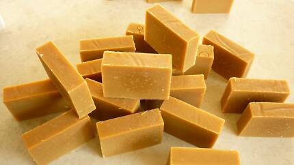 MARKET READY BULK PURCHASE - 20 NEEM OIL SOAPS - made in Victoria