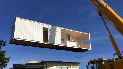Transportable Homes/offices Shipping Containers home/offices Darra Brisbane South West Preview