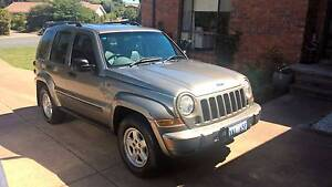 2007 Jeep Cherokee Wagon Gowrie Tuggeranong Preview