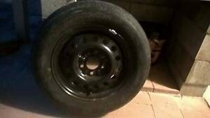 P205/65 R15 - Spare Wheel Scarborough Redcliffe Area Preview
