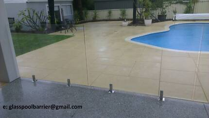 Frameless Glass pool fencing from $275/Lm (Fully Installed)