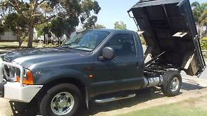 2003 Ford F250 Ute Semaphore Port Adelaide Area Preview