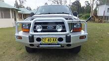 2002 Ford F250 Ute Nowra Nowra-Bomaderry Preview