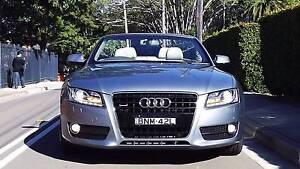 2010 Audi A5 Convertible Drummoyne Canada Bay Area Preview