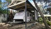 14 Ft Poptop Windsor Rapid Caravan Flagstaff Hill Morphett Vale Area Preview