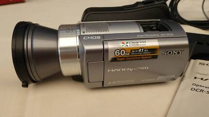 Sony Handycam digital video camera