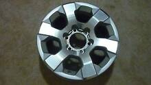 "Holden Colorado factory alloy wheel 17"" inch mag rim suits spare South Brisbane Brisbane South West Preview"