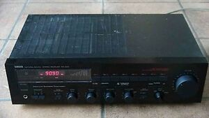 ★ YAMAHA  66 Watt Stereo Receiver with PHONO Input Robina Gold Coast South Preview