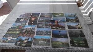 Hong Kong &   Singapore postcards 3 for $2.00 -25 avail Ashmore Gold Coast City Preview