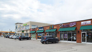 BRAND NEW RETAIL UNIT IN BUSY PLAZA-600 SF