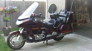 clean goldwing