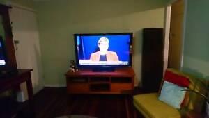 Panasonic Plasma TV- Veira-Massive & Excellent viewing.