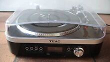 TEAC USB Turntable with inbuilt Radio, Amplifier & Speakers Robina Gold Coast South Preview
