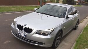 BMW 2008 520d with rego And RWC