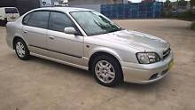 2002 Subaru Liberty Sedan-Manual-AWD-6 Months Rego Sydney City Inner Sydney Preview