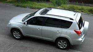 Toyota RAV4 Automatic Silver Wagon 2006 Hawthorn Boroondara Area Preview