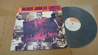 FLEETWOOD MAC BLUES JAM AT CHESS CHICAGO VOL.1 JAPAN LP SONP-50222 otis spann