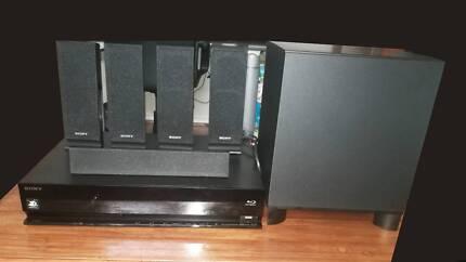 SONY DVD BLU-RAY RECEIVER