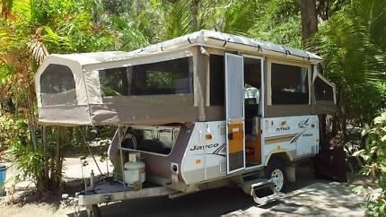 Jayco Outback Hawk Poptop Caravan Mareeba Tablelands Preview
