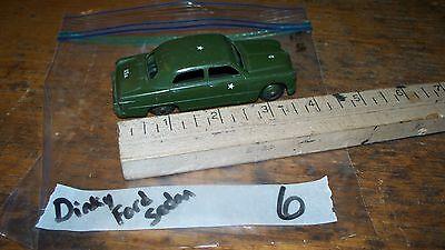 Dinky Toys Ford Sedan