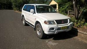 2002 Mitsubishi Challenger Wagon Merriwa Upper Hunter Preview